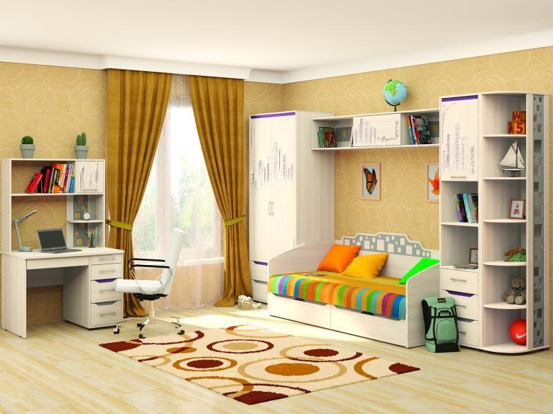 Мебель для детской «Мегаполис»