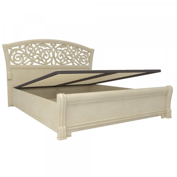 Кровать «Александрия» с подъемным механизмом 1400 (ЛД 625.260)