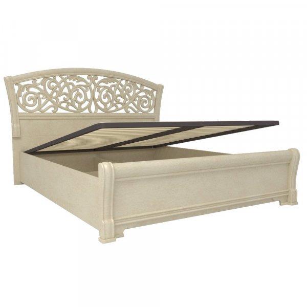 Кровать «Александрия» с подъемным механизмом 1600 (ЛД 625.250)