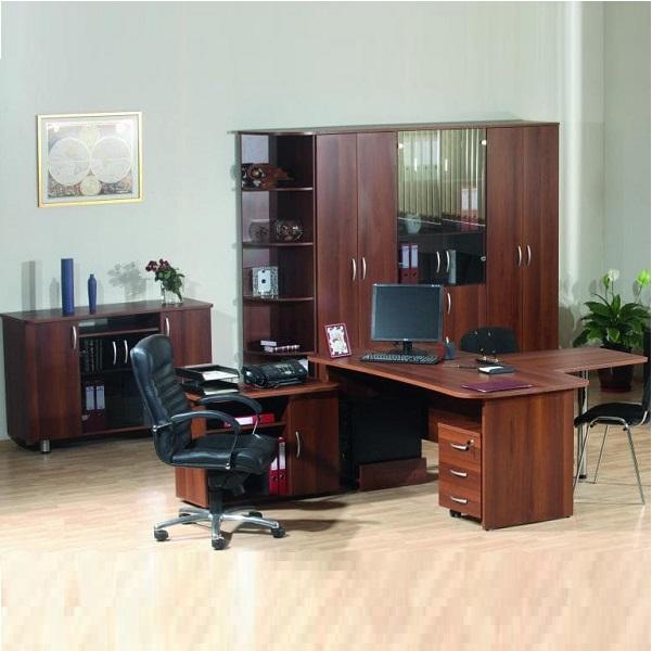 Набор мебели для руководителей (Кабинет)(8 предметов) «Лидер»